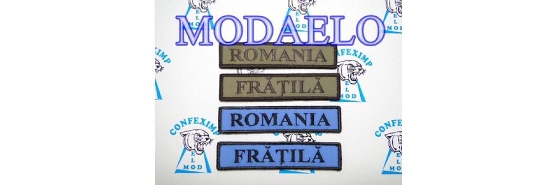 Ecusoane nominale si Romania combat